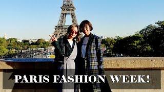 My First Paris Fashion Week | Laureen Uy