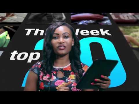 Top 20 Ghana Music Video Countdown - Week #1, 2016.