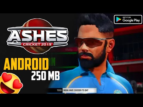 Ashes Cricket 2019 | On Android Download Now | Wcc2 Killer Game |💥💥