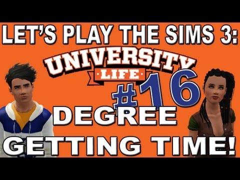 Online dating sims 3 university
