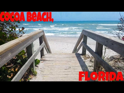 Cocoa Beach, Florida 2017!