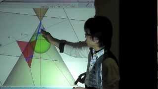 アポロニウスの円錐曲線2ーパラボラの幾何的性質