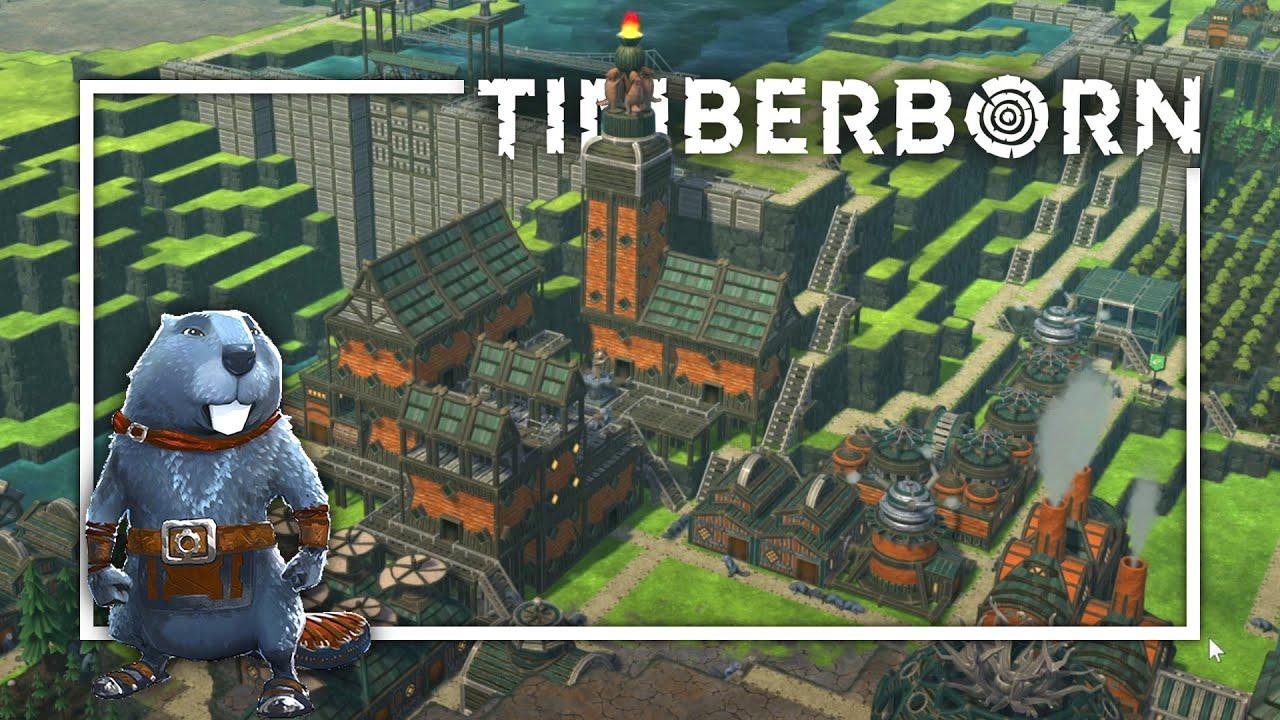 Download INCREÍBLE RASCACIELOS - TIMBERBORN Gameplay Español T2 Ep9