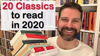 20 Classics to Read in 2020