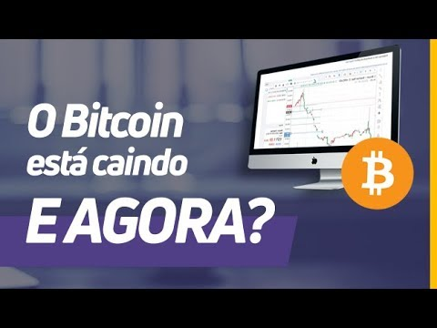 O Bitcoin está Caindo, e Agora? Análise Gráfica BTC - Rodrigo Miranda