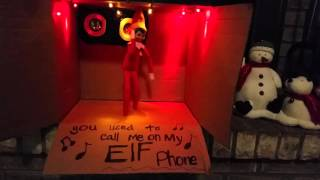 elf on the shelf you used to call me on my elf ph