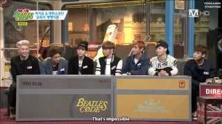 [ENG SUB] 방탄소년단 BTS Bangtan Boys not interested with Girls Group? thumbnail