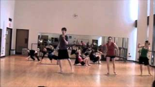Dance Composition: Perfect