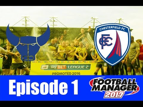 Oxford United Episode 1 | Football Manager 2017