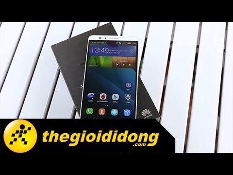 Đánh giá chi tiết Huawei Ascend Mate 7 | www.thegioididong.com