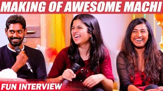 BLOOPERS LOADED: AWESOME MACHI Team Unknown Side