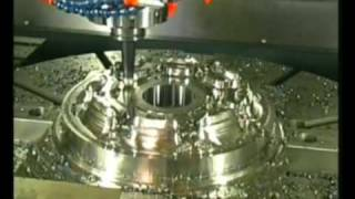 ULTRIX 1000 - RIM MOULD HIGH SPEED MACHINING