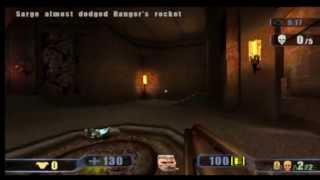 Quake III: Revolution - Gameplay PS2 (PS2 Games on PS3)
