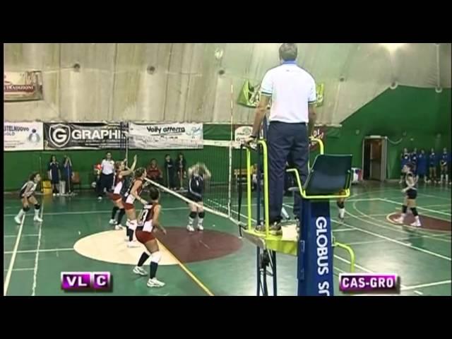 Pro Castelnuovo vs Volley Grottaferrata - 3° Set