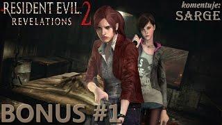 """Zagrajmy w Resident Evil Revelations 2 [60 fps] BONUS #1 - Początek epizodu """"Zmagania"""""""
