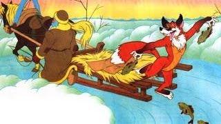 Сказки для детей. Лиса и волк - зимняя сказка для детей