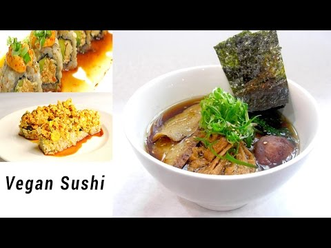 Shojin LA | Vegan Restaurant Love!