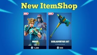 Fortnite Item Shop 15.9.19 I Strong NEW SKIN + SPITZHACKE I Fortnite Shop