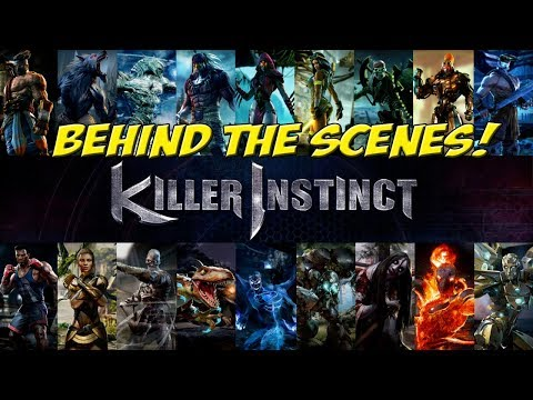 XBOX ONE X: Killer Instinct! Behind the Scenes - YoVideogames