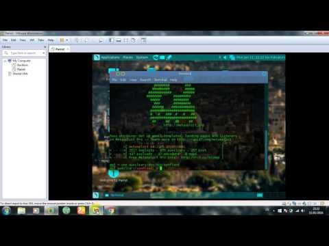 [LINUX DZ] : Ddos Attack Using Metasploit