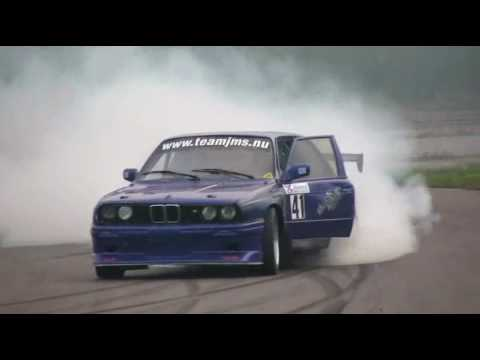 Drift Bmw M3 E30 Turbo Must See Hq Youtube