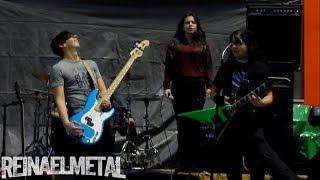 Velvet Darkness - Howling Hearts (en vivo) - Metro Fest