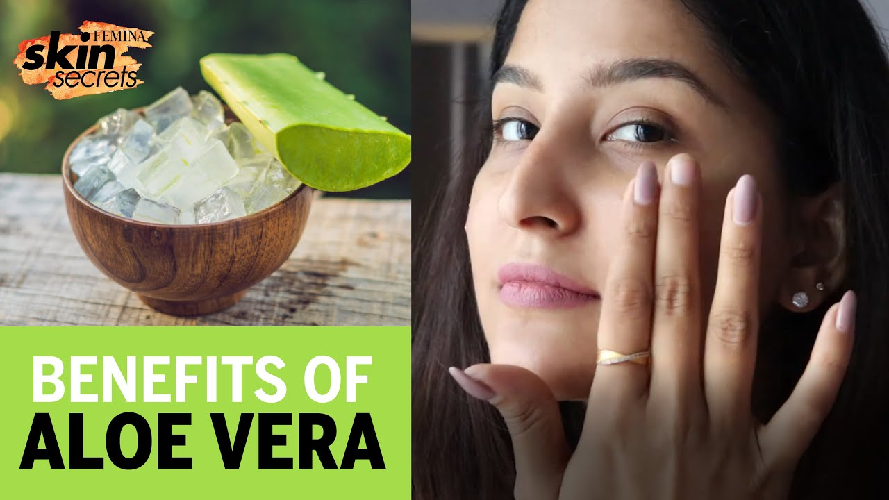 Skin Care With Aloe Vera