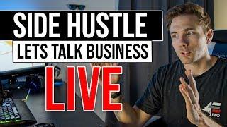 🔴 Let's talk Business & Brand   Daily Standup   @joshuafluke everywhere