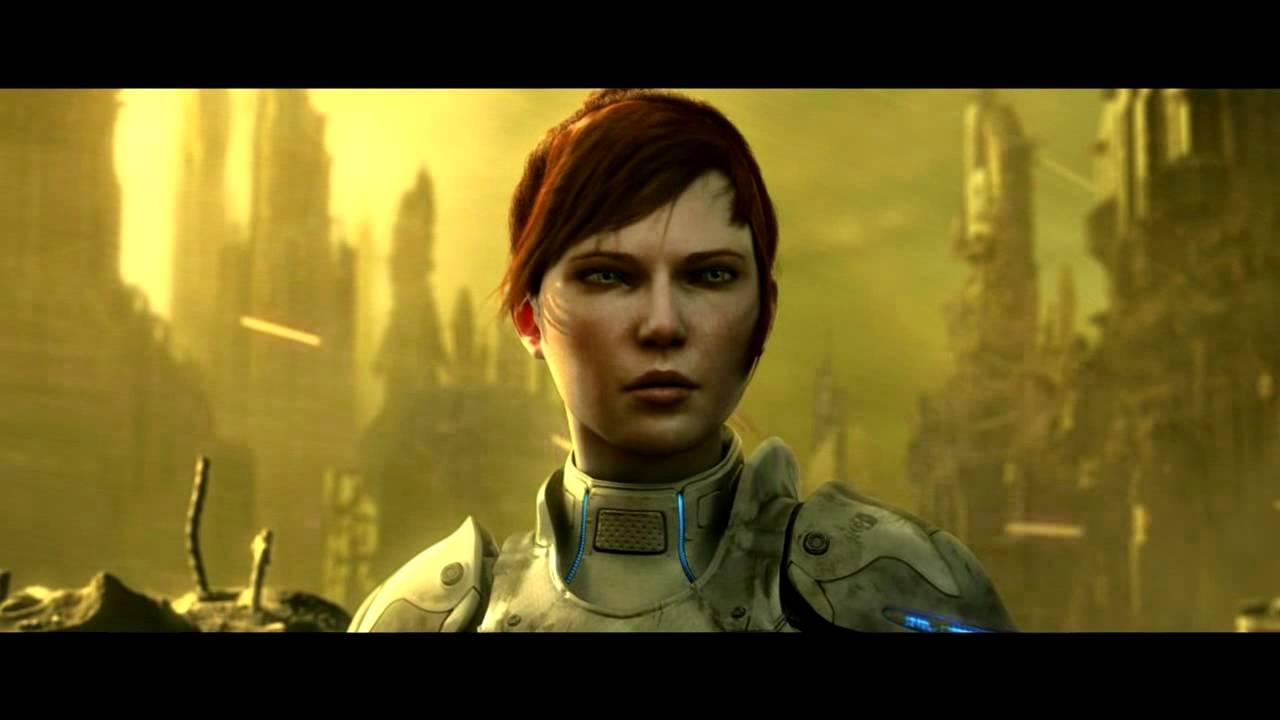 Starcraft 2 Elle S Appelle Sarah Kerrigan