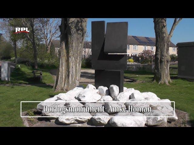 Beelden in Woerden: Oorlogsmonument Zegveld
