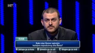 Ivan Vilibor Sinčić u kvizu Potjera