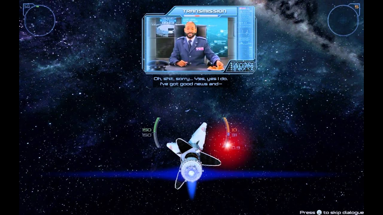 Iron Sky Invasion Chapter 1 Youtube