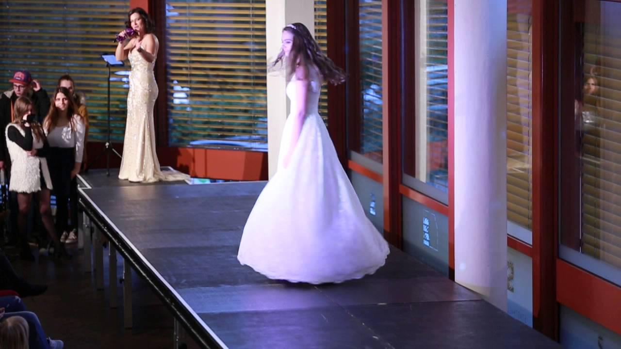 Hochzeitsmesse Gutersloh Passion Braut Und Abendmode Youtube