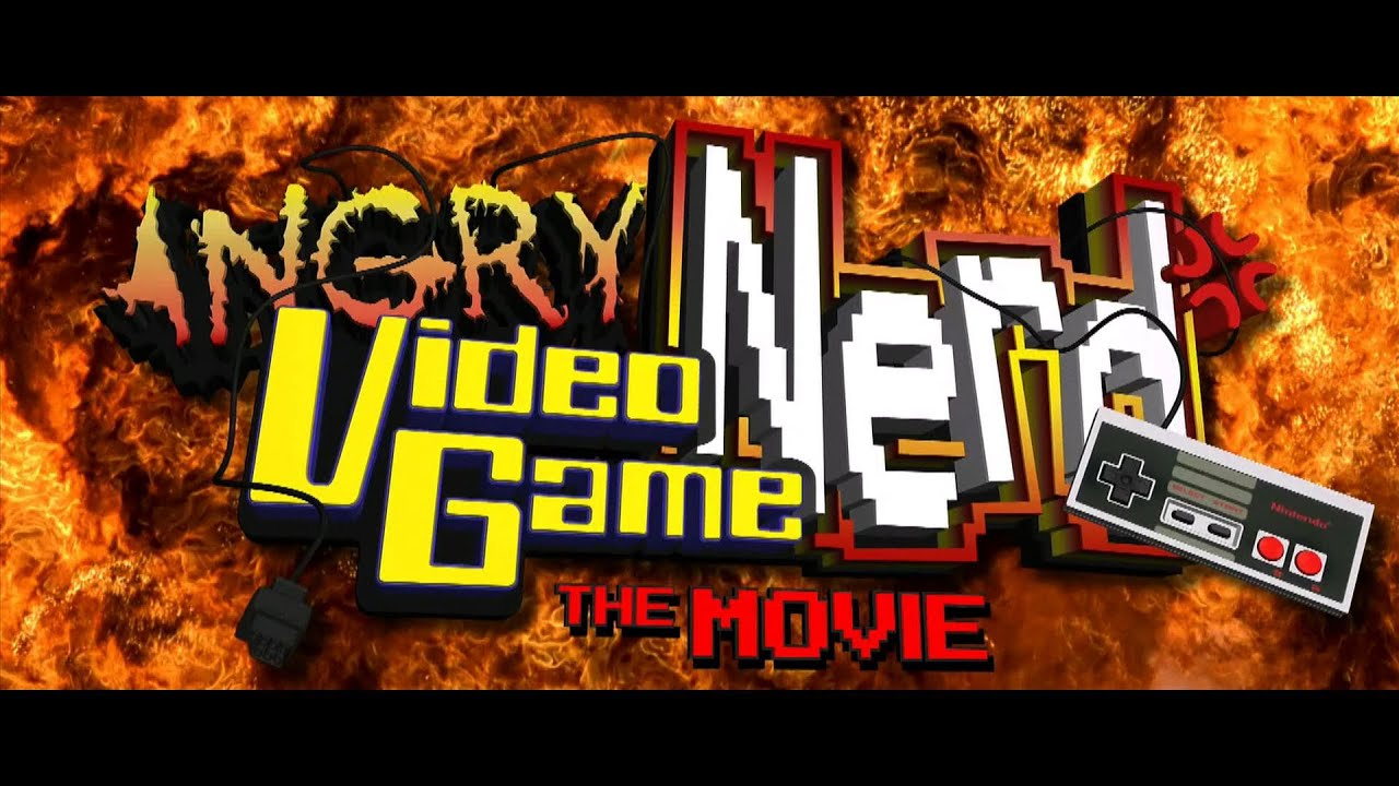 Angry Video Game Nerd: The Movie - Official Trailer (HD)