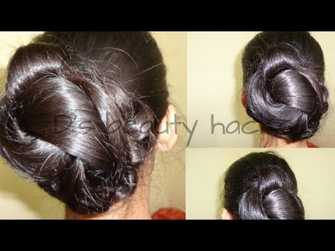 simple easy hair style easy hairstyle for hair simple hairstyle for 7253