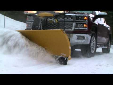 Fisher Snowplows - SD Series Snow Plow