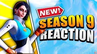Nick Eh 30 reacts to Fortnite Season 9!