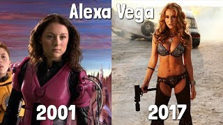Spy Kids - Then And Now 2017