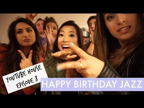YouTube House Ep 8: Jazzy's 21st BDAY