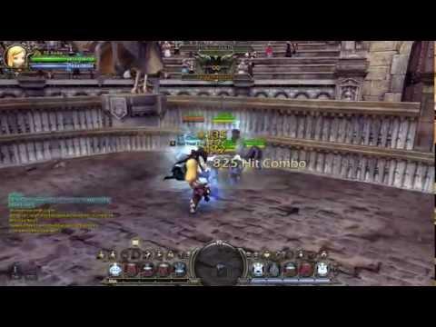 Event Hit Combo Dragon nest Gemscool