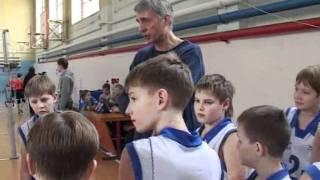 Детский турнир по волейболу памяти Ф. Бакланова