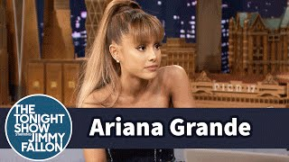 Ariana Grande Freaked Out in the Recording Booth with Stevie Wonder