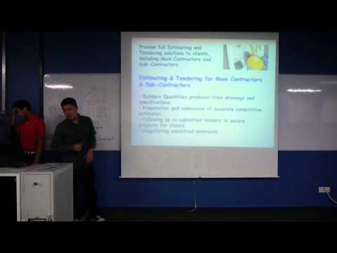Quantity Surveying Presentation
