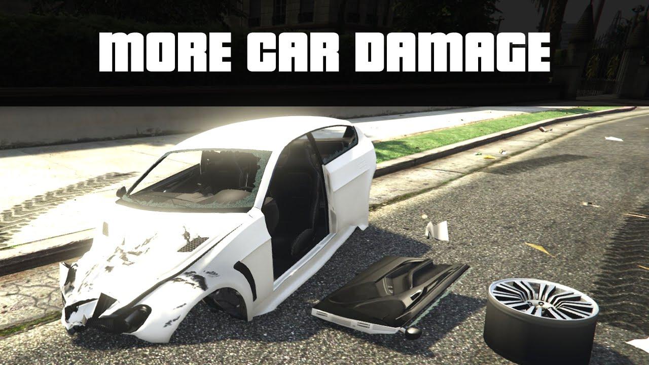 Bildergebnis für gta 5 damage mod