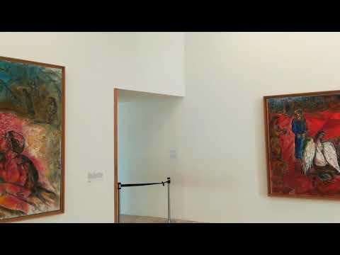 Musée Mark Chagall part 1