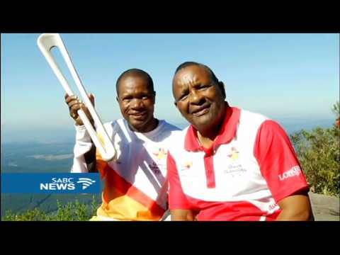 Commonwealth Queen's Baton makes a quick stop in Mpumalanga