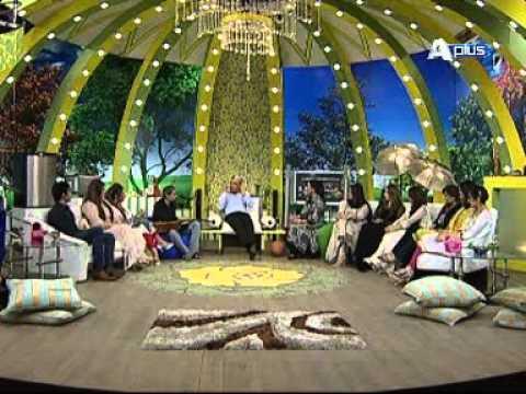 Subh Ki Fiza Epi 160 Part 8/8 Guest : Mian...