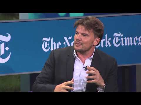 Cities for Tomorrow 2015 - Social Infrastructure with Bjarke Ingels