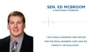 Sen. McBroom Answers Your Questions: Small Business Resources