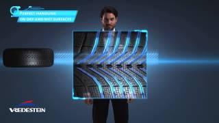 Technical presentation Vredestein Snowtrac 5